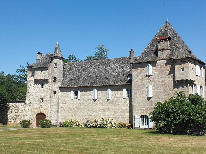Château d'Estresse - Astaillac