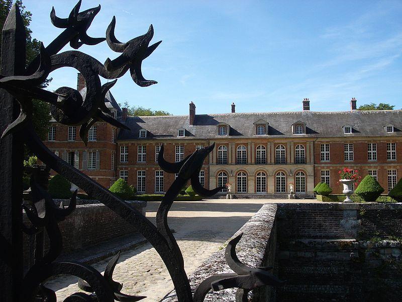 Image : Château D'Heudicourt