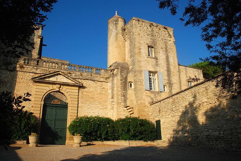 Image : Château de Villevieille