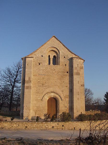 Eglise St Etienne de la Clastre - St Hilaire d'Ozilhan
