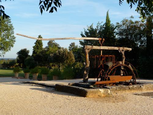 Image : Jardin de la Noria