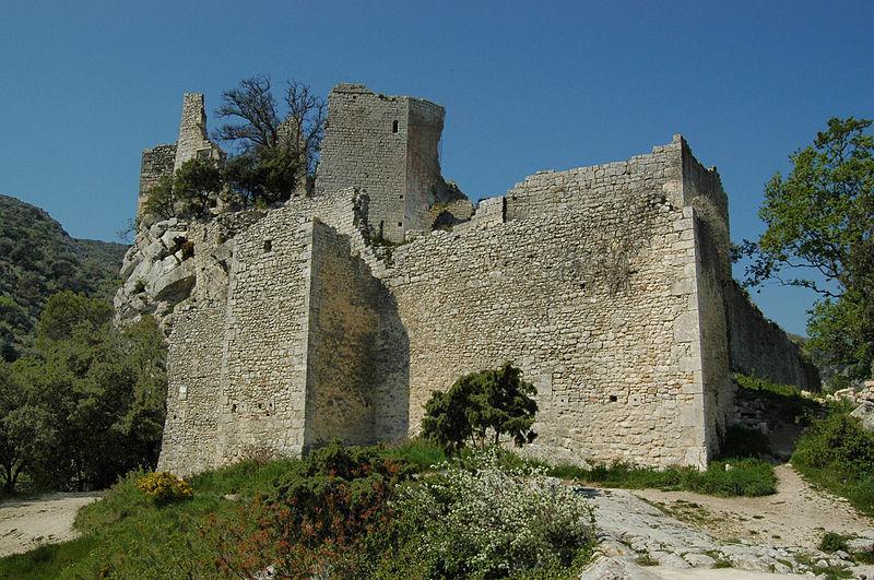 Oppède Château