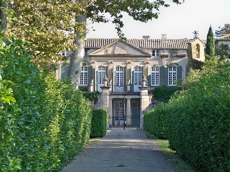 Sorgues - Chateau de Brantes