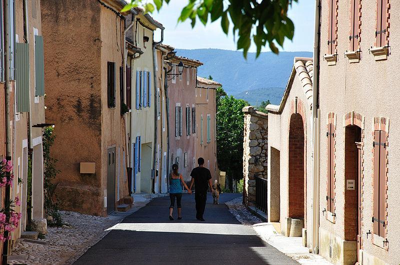 Rue de Flassan