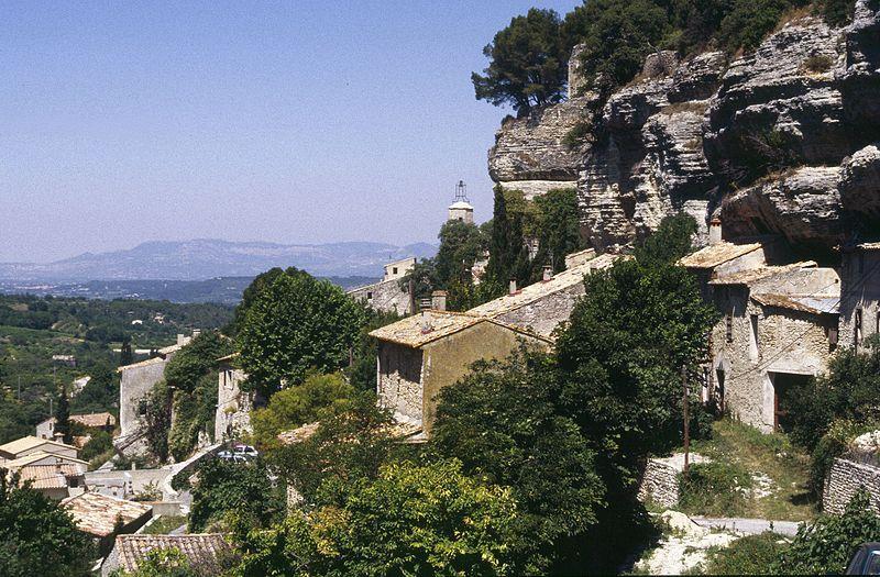 Villes villages hameaux d couvrir vaucluse 84 for Restaurant le beaucet