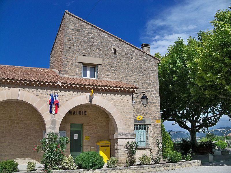 Mairie de Saint Pierre de Vassols