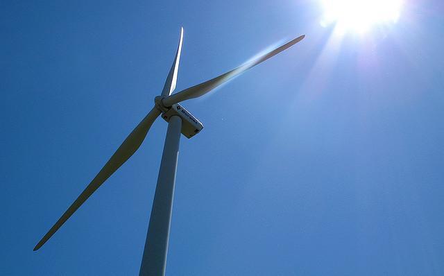 Parc éolien d'Ally, Auvergne