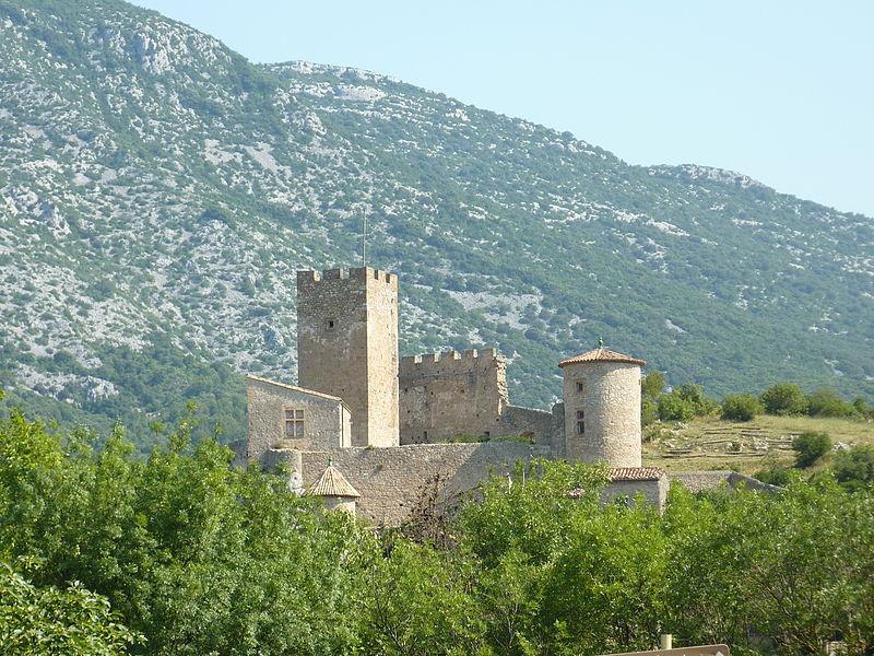 Image : Château de Baulx