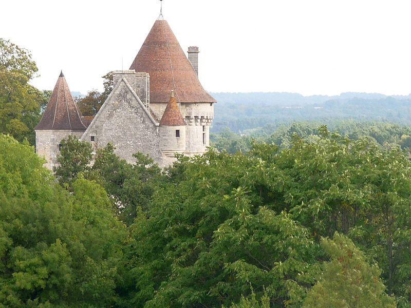 château de Bayers, Charente, France