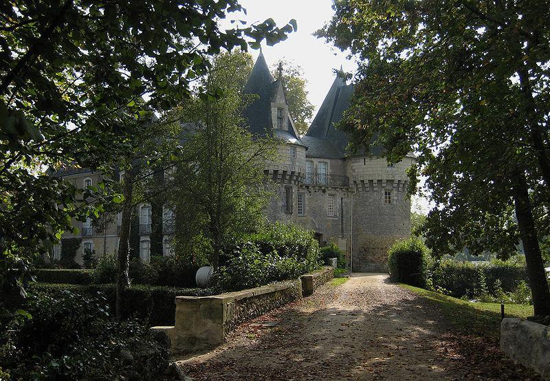 Château de Bazouges-sur-le-loir