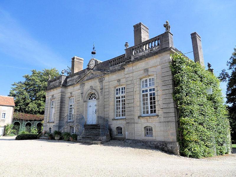 Château de Beaumont-sur-Vingeanne
