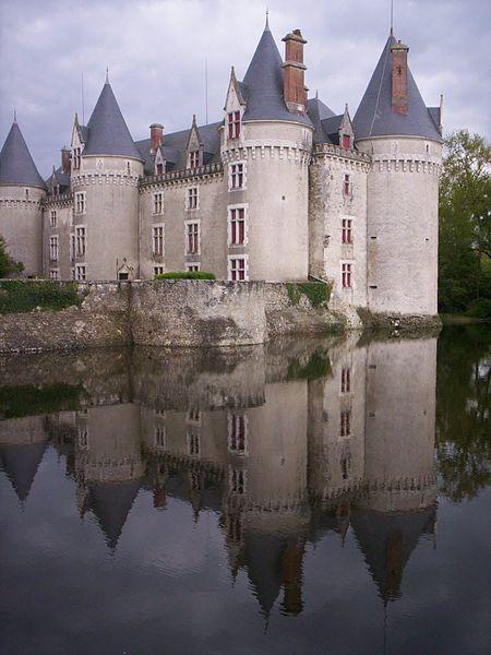Château de Bourg-Archambault