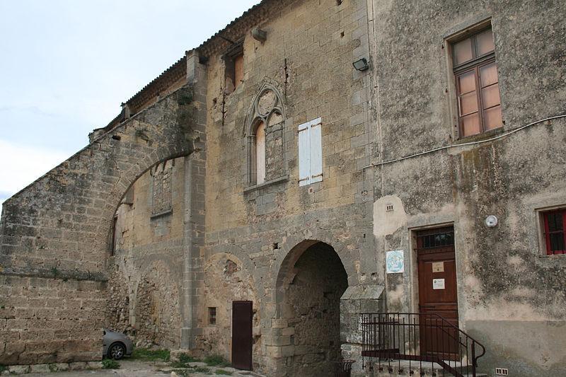 Image : Château de Capestang