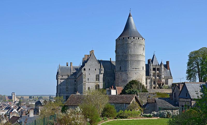 Image : Château de Châteaudun