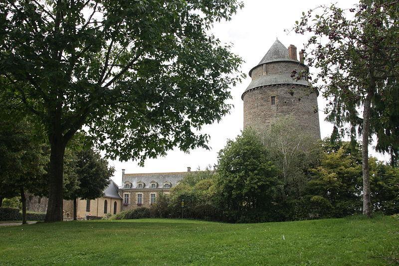 Image : Château de Châteaugiron
