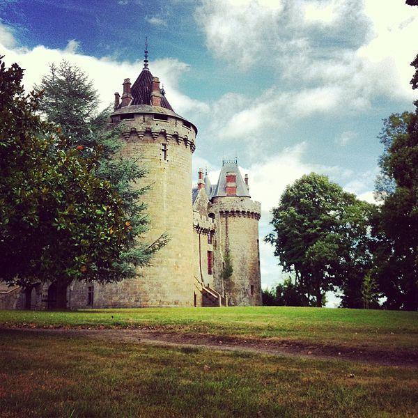 Image : Château de Combourg