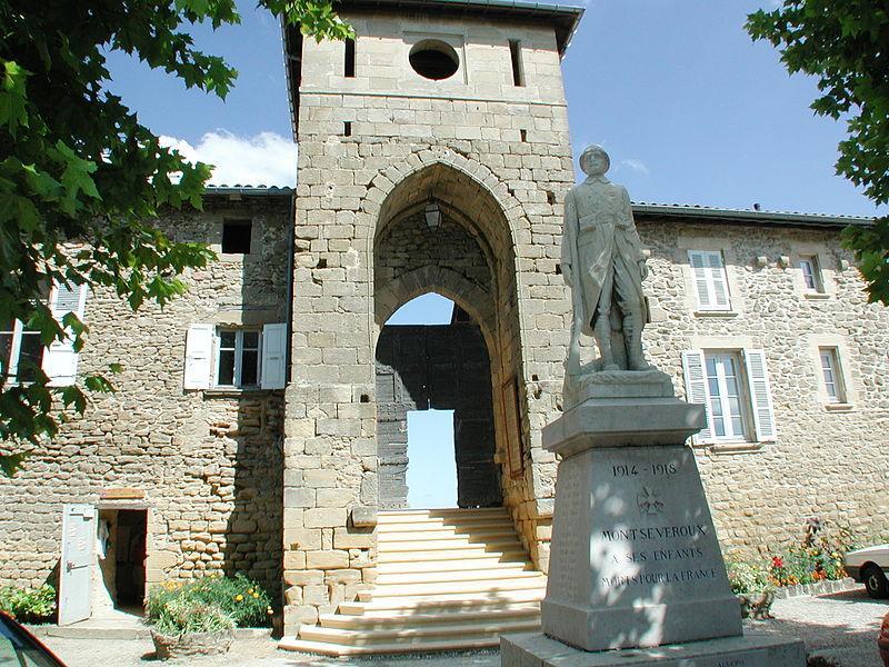 Château de Montseveroux