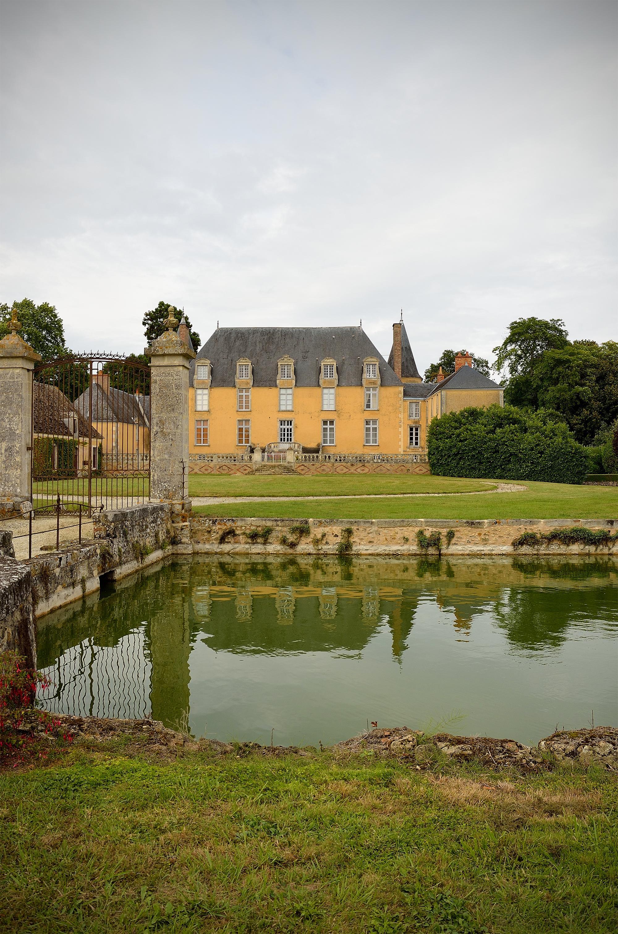 Château de Courcival