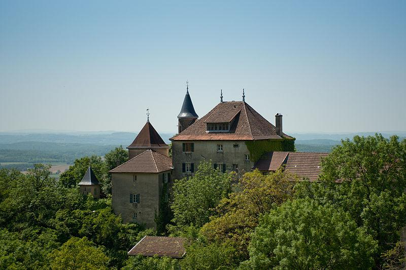 Château du Châtelard