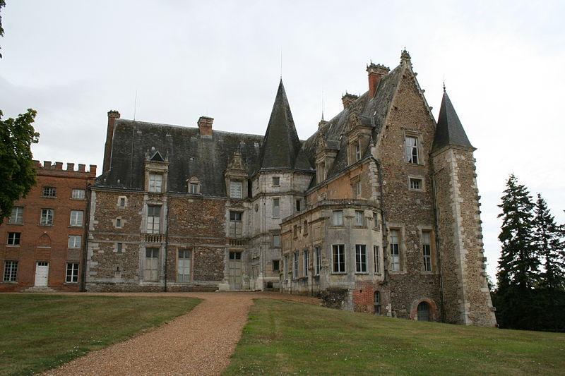 Image : Château de Courtalain