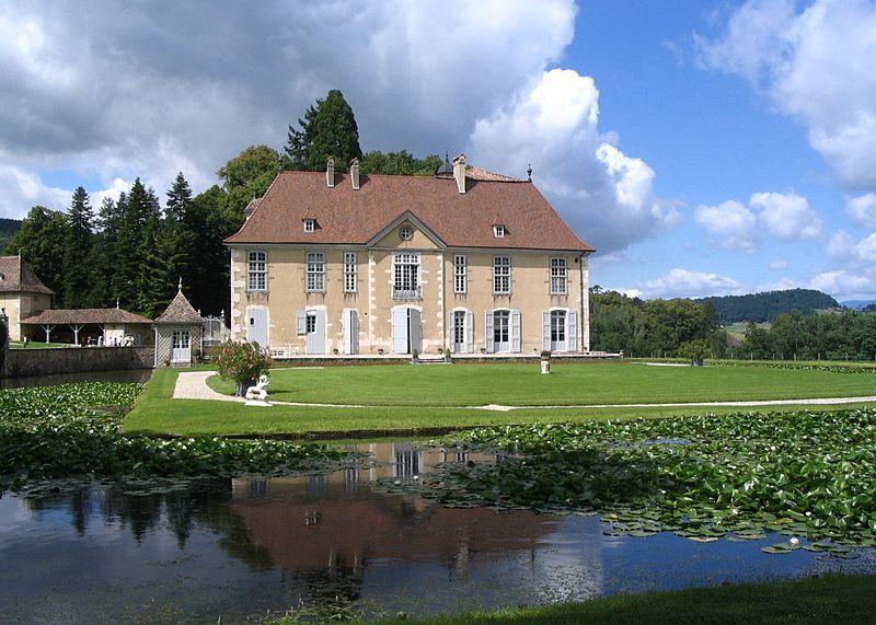 Château de Longpra et son parc