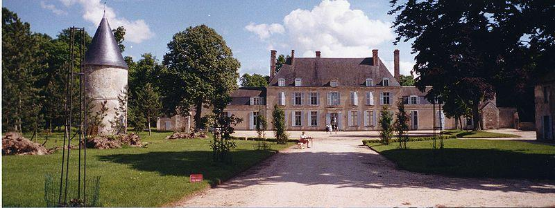 Château de Denainvilliers