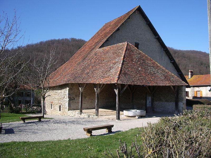 Grange Dimière de la Silve Bénite