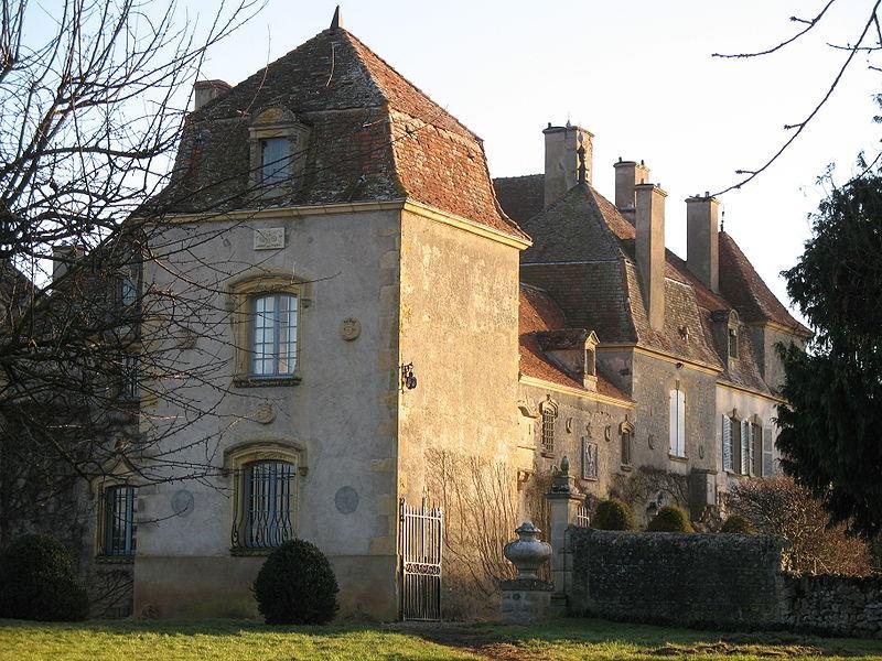 château de Chaumont - Oyé (Saône-et-Loire)