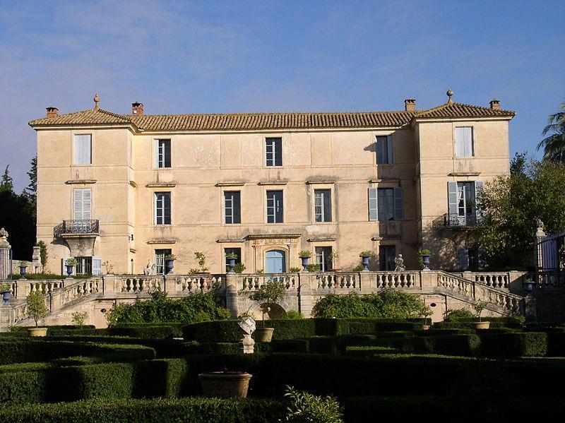 Image : Château de Flaugergues
