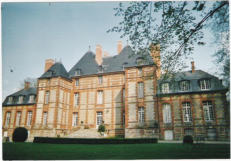Image : Château de Fleury-la-forêt