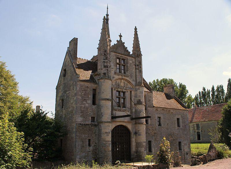 Château de Fontaine-Étoupefour