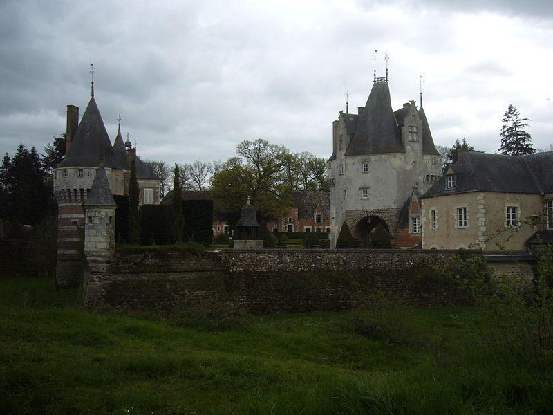 Image : Château de Frazé