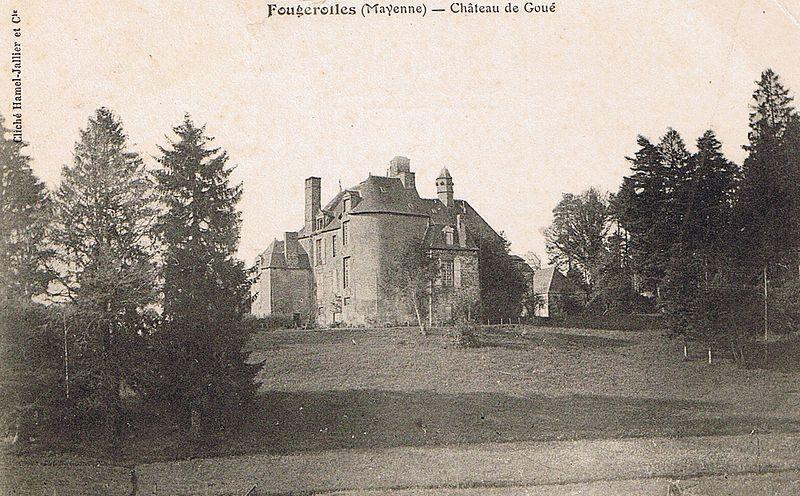 Château de Goue