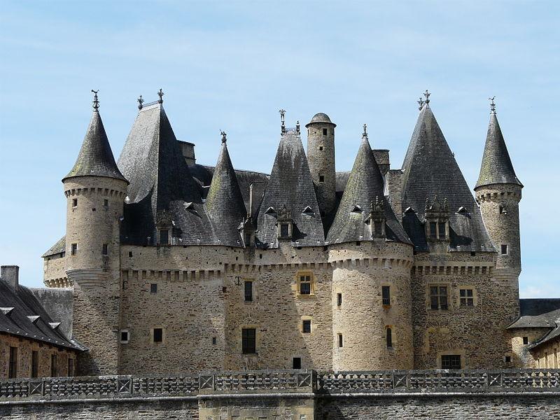Image : Château de Jumilhac-le-grand