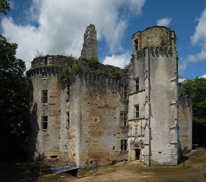 Image : Château de L'Herm