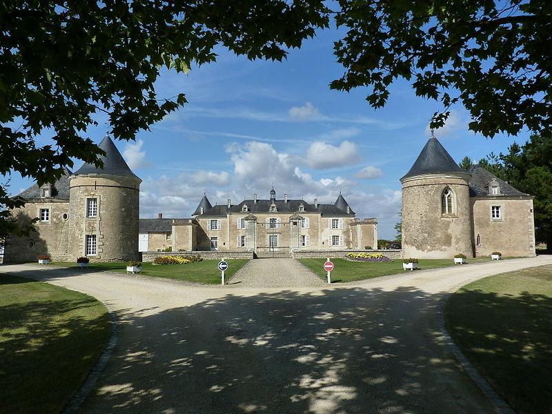 Château de la Bonnetière