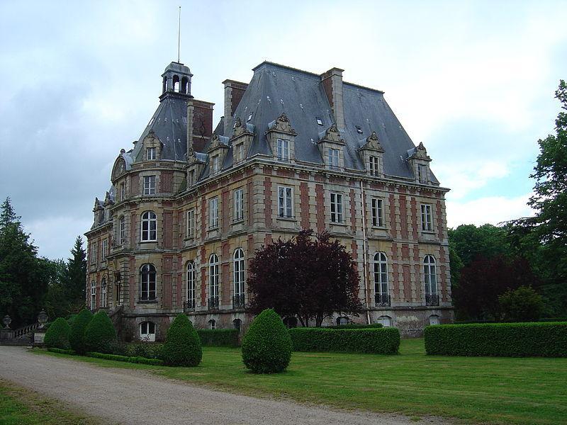 Château de la Ferté-Fresnel