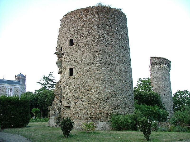 Château de La Garnache