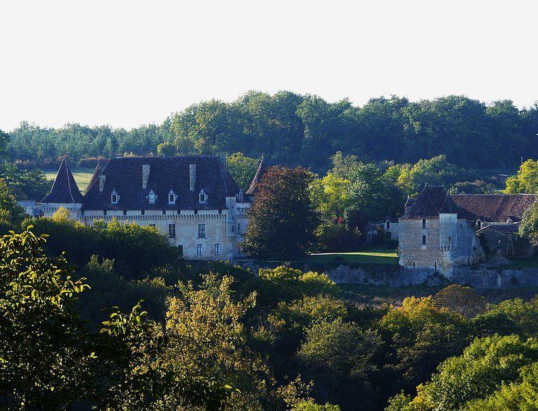 Image : Château de la Gaubertie