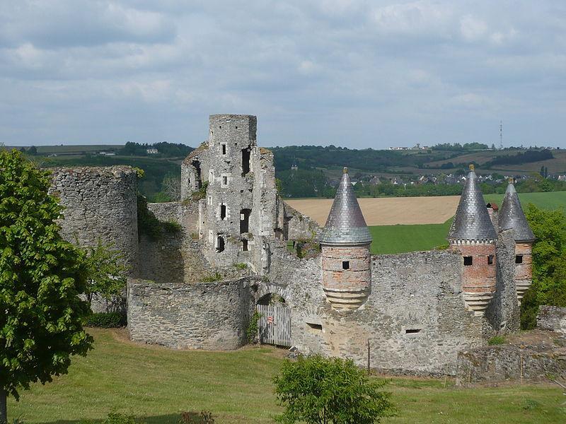 Château de la Haute Guerche