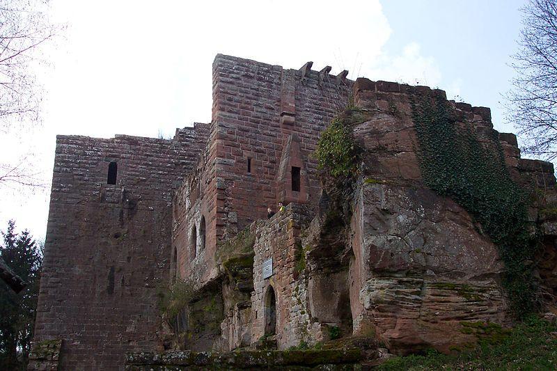 Château de la Wasenbourg