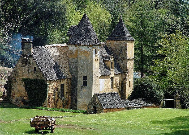 Image : Château de Lacypierre