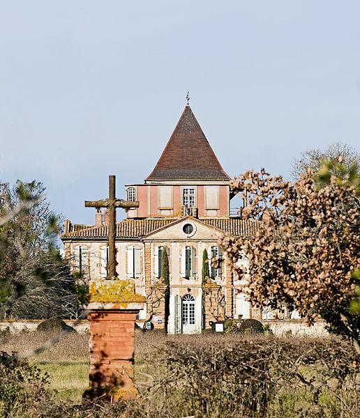 Image : Château de Larra