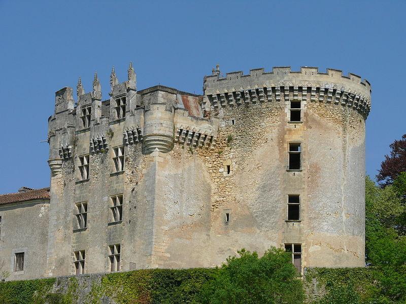 Image : Château de Lasfond