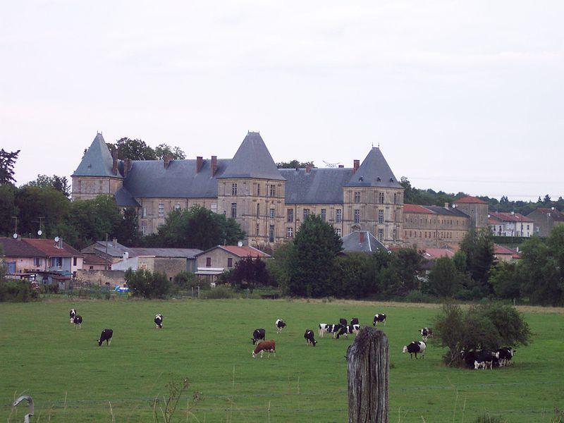 Château de Louppy-sur-loison