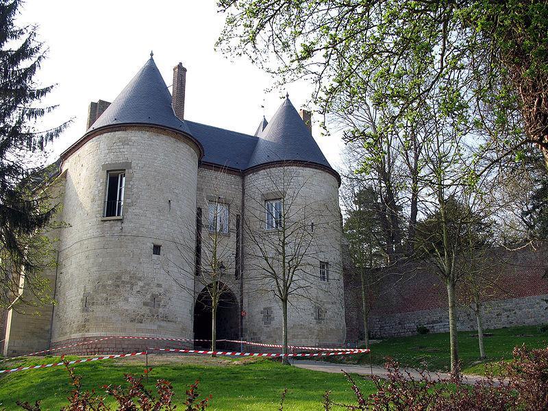 Château de Lucheux