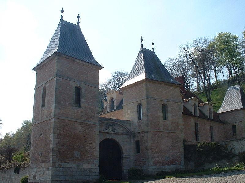 Château de Médan Maison Maurice Maeterlinck