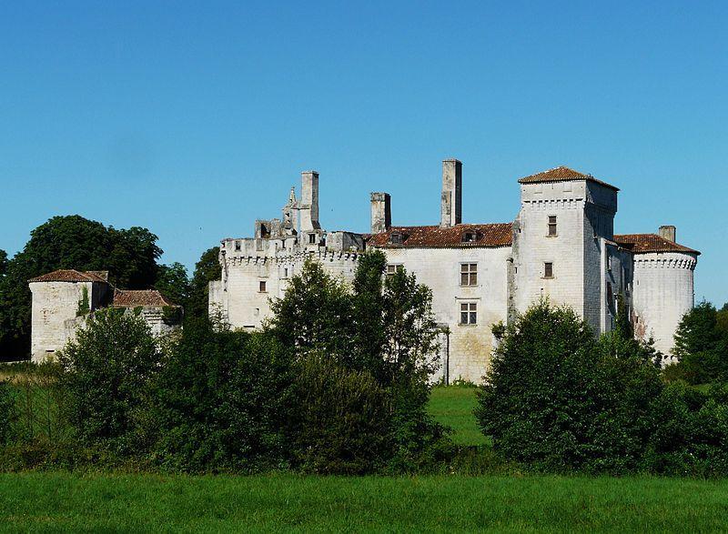 Image : Château de Mareuil