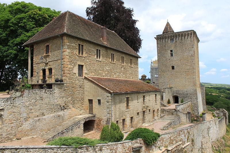 Château de Marguerite de Bourgogne