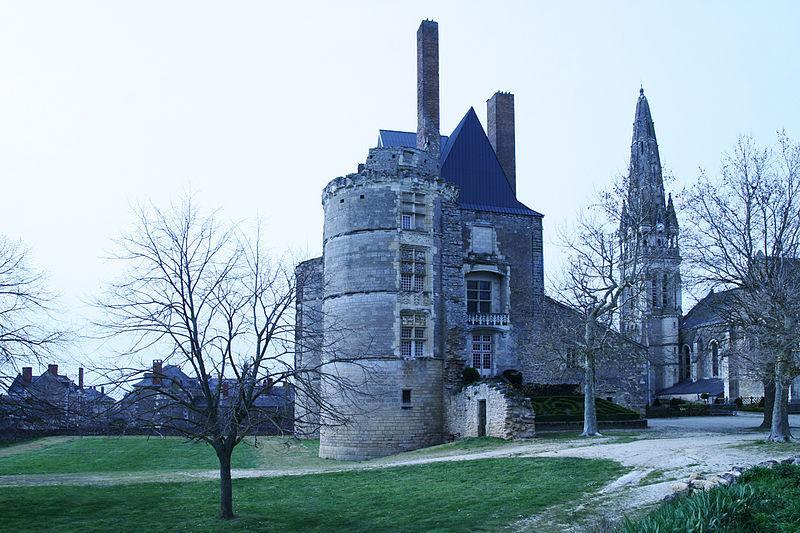 Chateau de Martigné-Briand